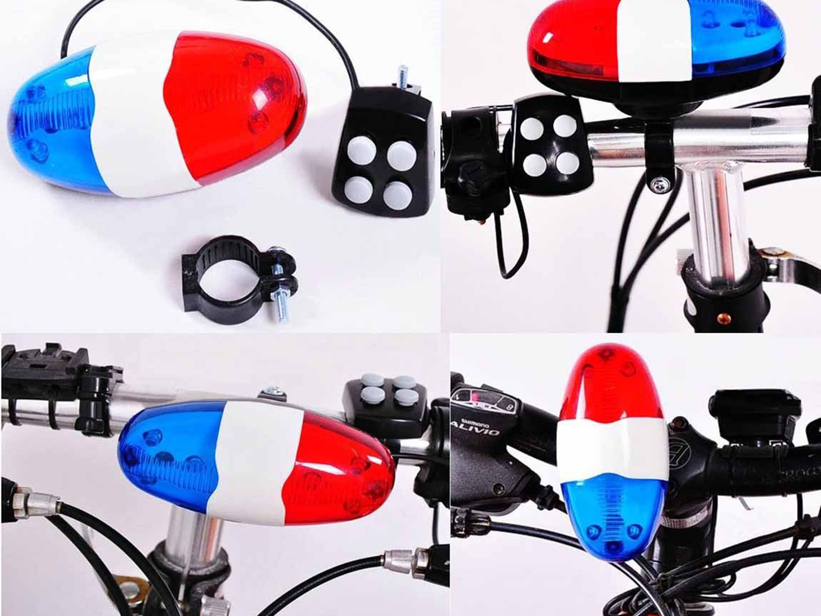 MTB Road Bike Cycle Cycling LED USB Rechargeable Head light Front Rear Tail Lamp