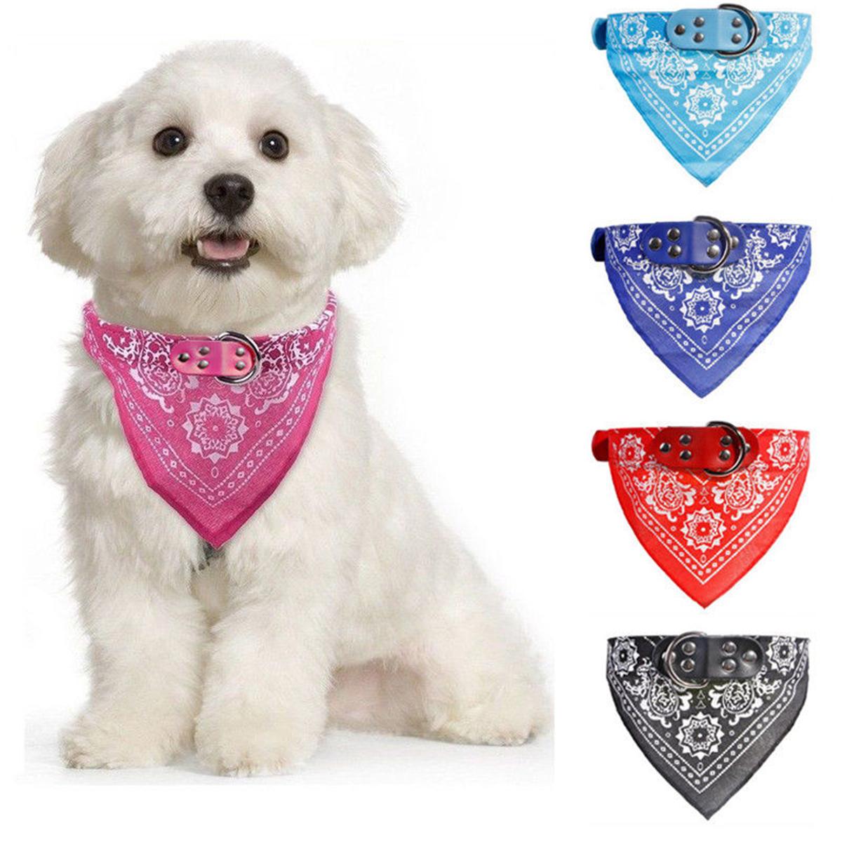 Pet Scarf UK British Flag Retro Dog Triangle Head Scarf Puppy Bandana Collars Neckerchief