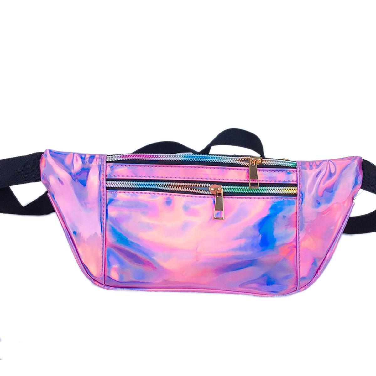 Cute Rooster Sport Waist Pack Fanny Pack Adjustable For Run