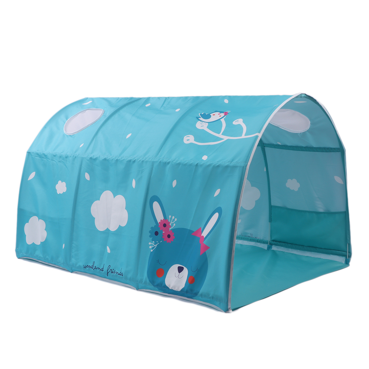 Bed Canopy Dream Kid Tent Playhouse Privacy Space Sleeping