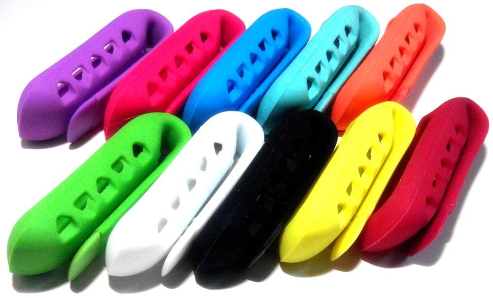 Sport Silicone Sweatproof Holder Clip Cover Case for Fitbit One Smart Tracker