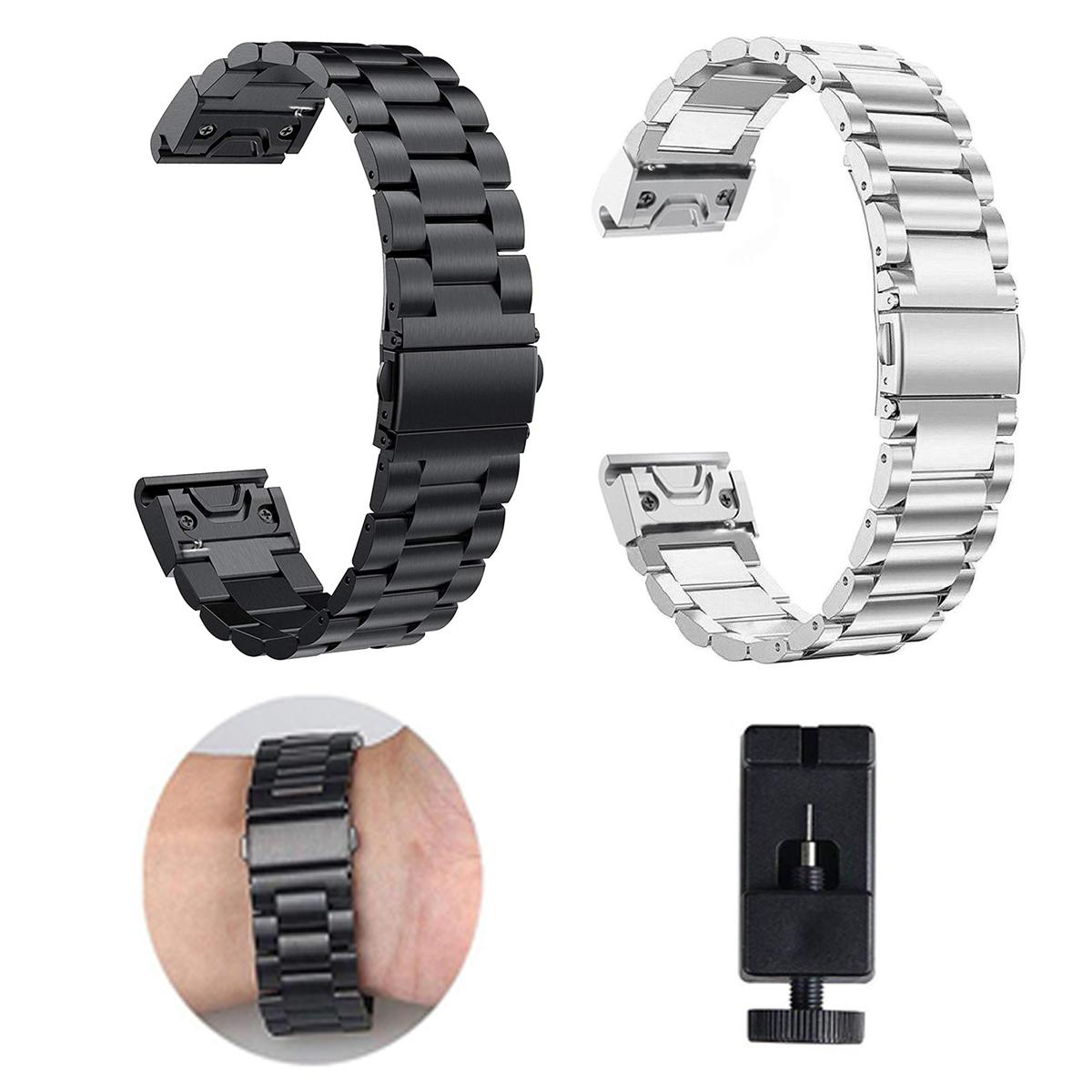 Silicone Replacement Fitness Wrist Band Bracelet Strap For Garmin Fenix5//5s//5x