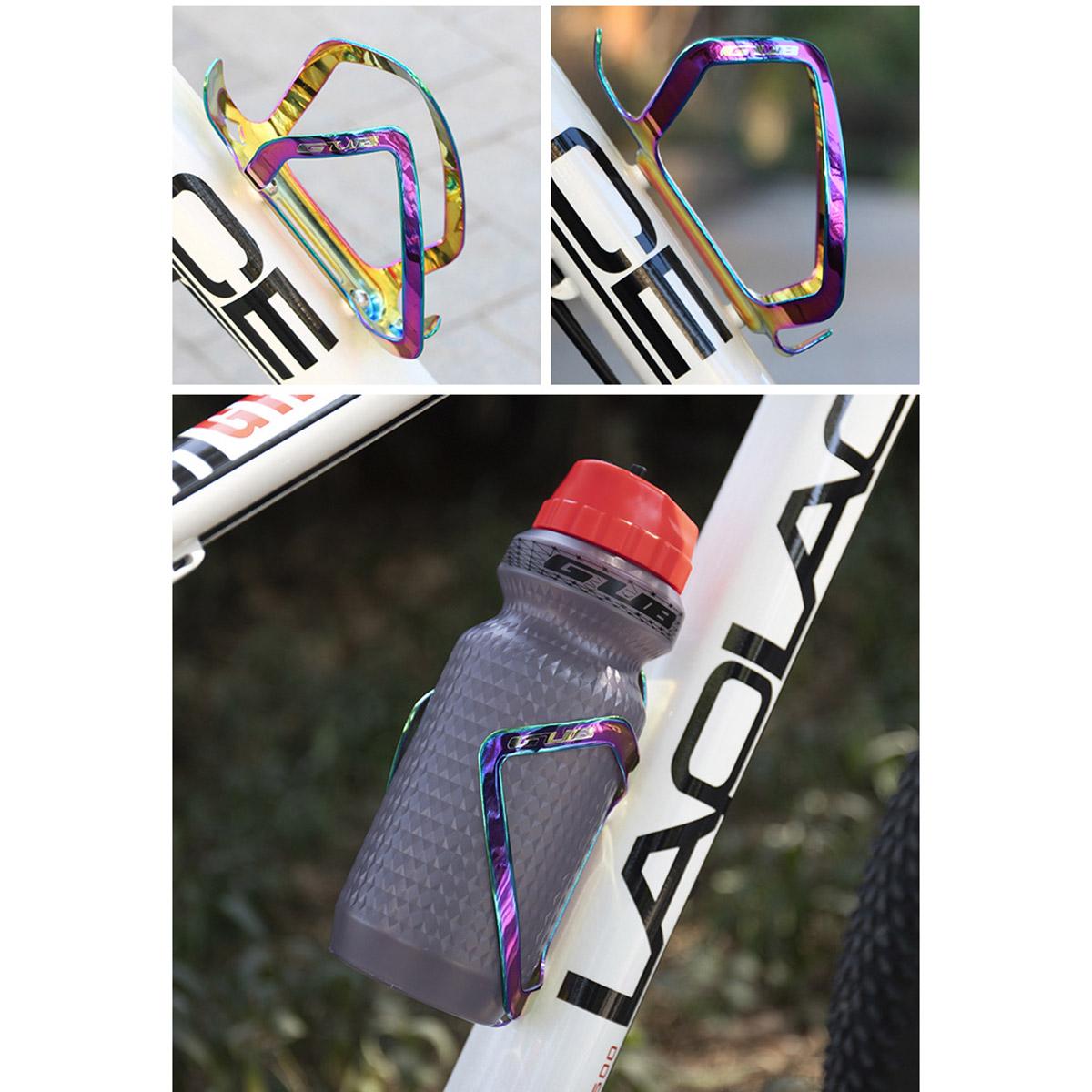 Road Bicycle Bottle Holder Carbon Fibre Mountain Bike Drink Water Bottle Cages