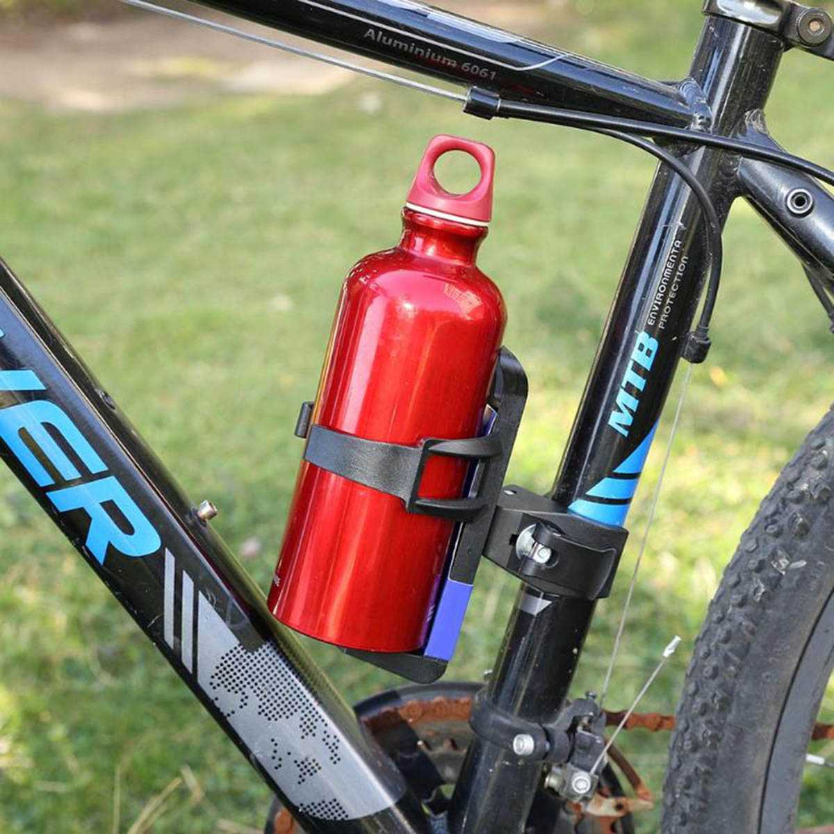 Bicycle Water Bottle Cage Drink Cup Holder Rack Mountain MTB Parts Practical
